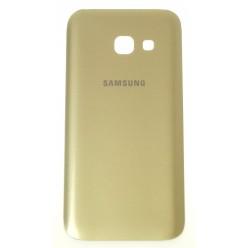 Samsung Galaxy A3 (2017) A320F - Kryt zadní zlatá
