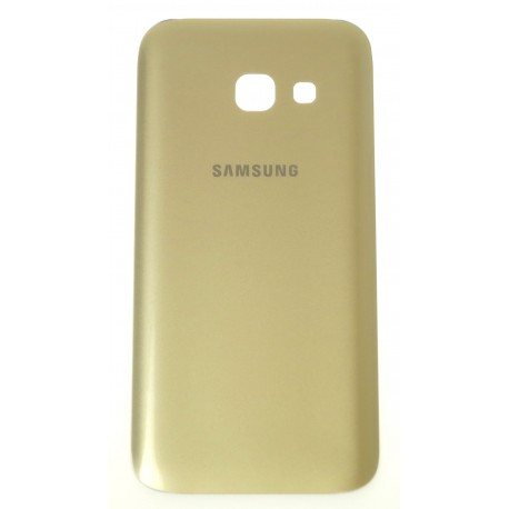 Samsung Galaxy A3 (2017) A320F Battery cover gold