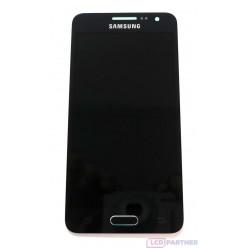 Samsung Galaxy A3 A300F LCD cierna