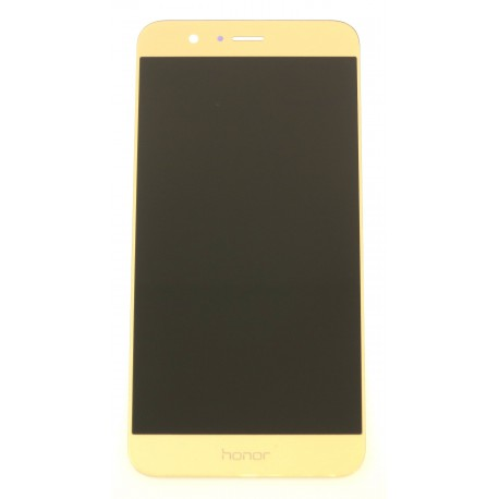 Huawei Honor 8 Pro (DUK-L09) - LCD displej + dotyková plocha zlatá