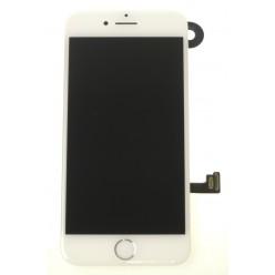Apple iPhone 7 LCD displej + dotyková plocha + malé diely biela OEM