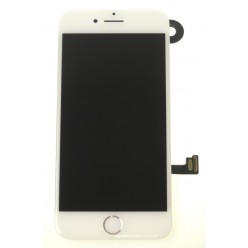 Apple iPhone 7 - LCD + touch screen + small parts white